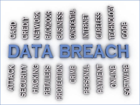 35138229 - 3d image data breach issues concept word cloud background